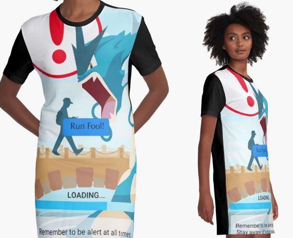 pokemongoloadingsshirt
