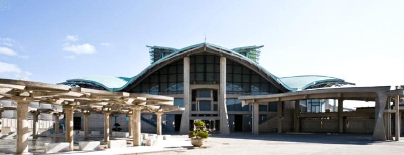 沖縄コンベンションセンター外観