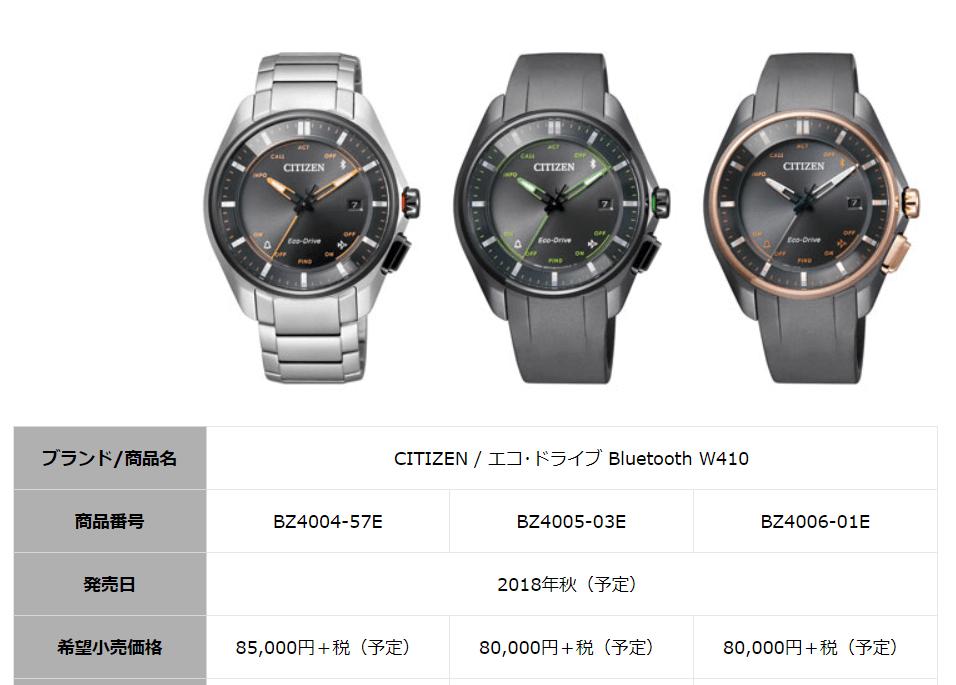 大阪なおみ着用シチズン時計